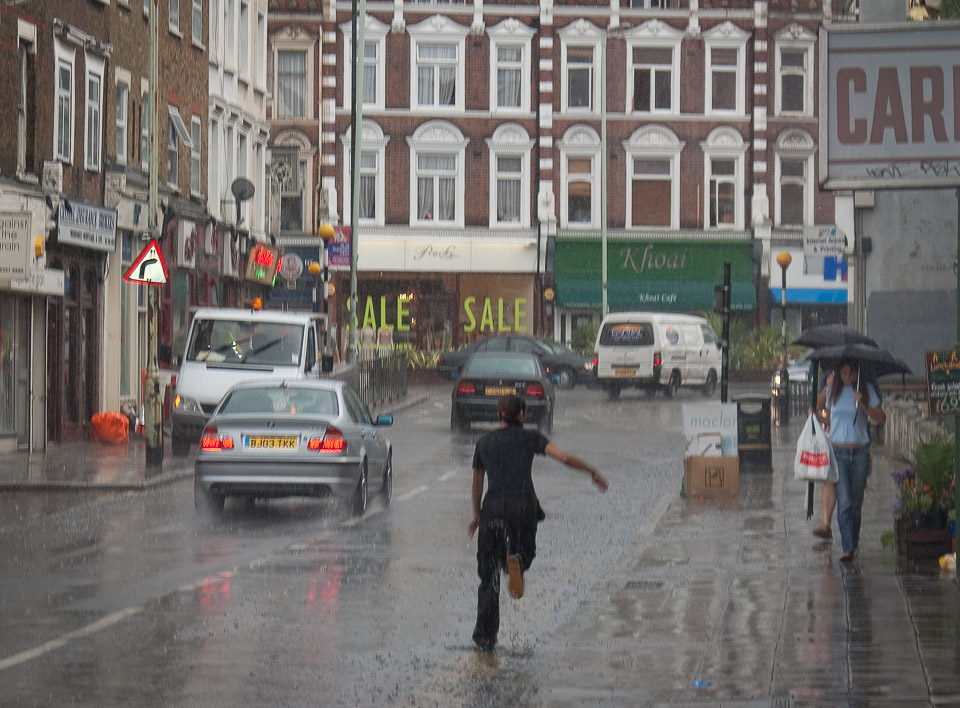the rain project - crouch end london