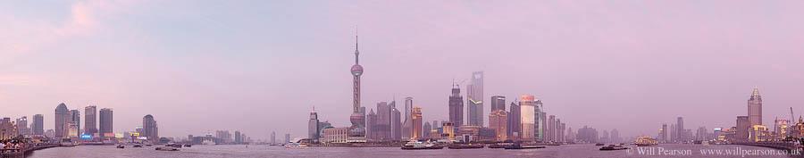 The Bund, Shanghai, China © Will Pearson.