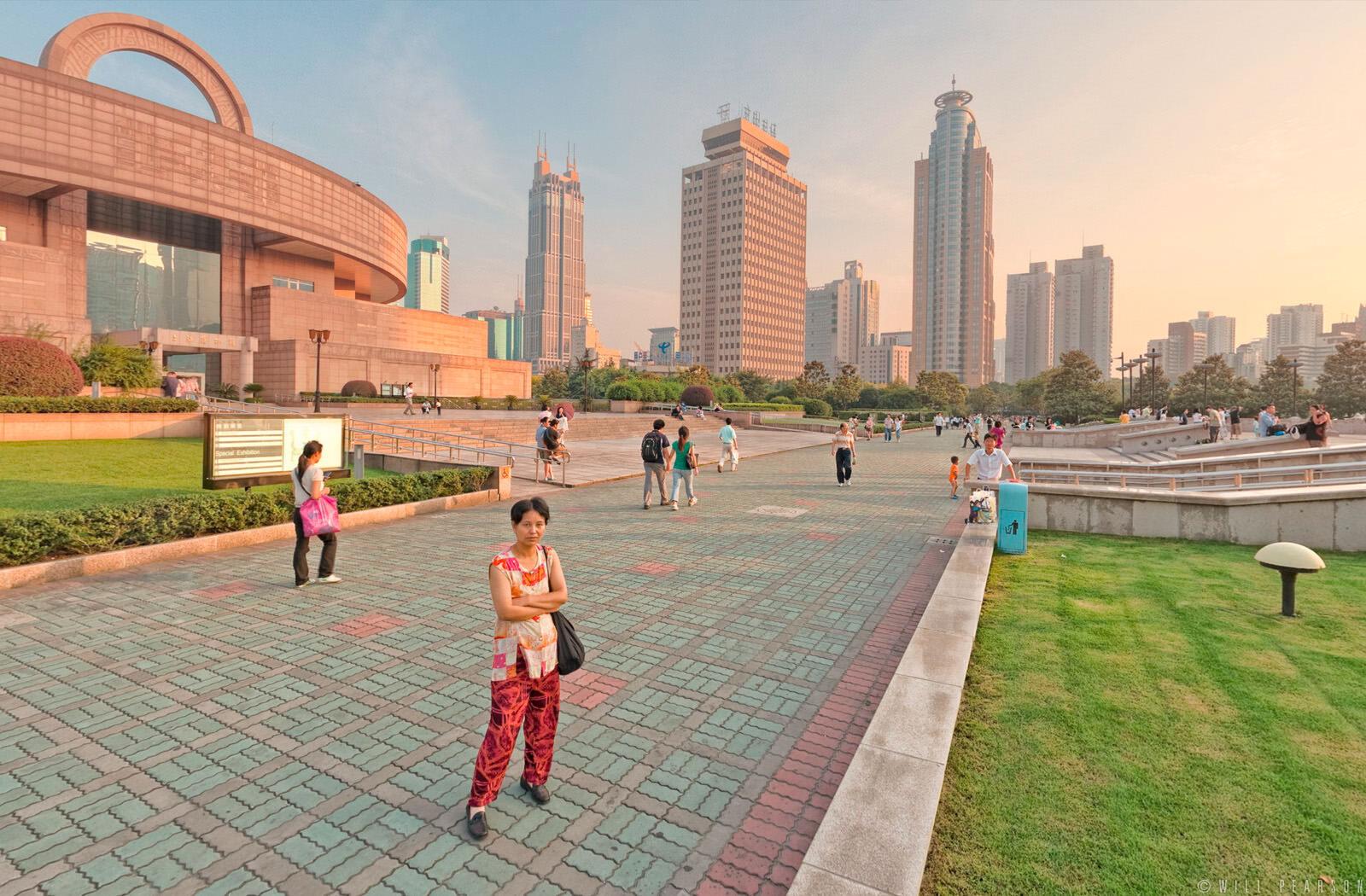 Shanghai Peoples Park