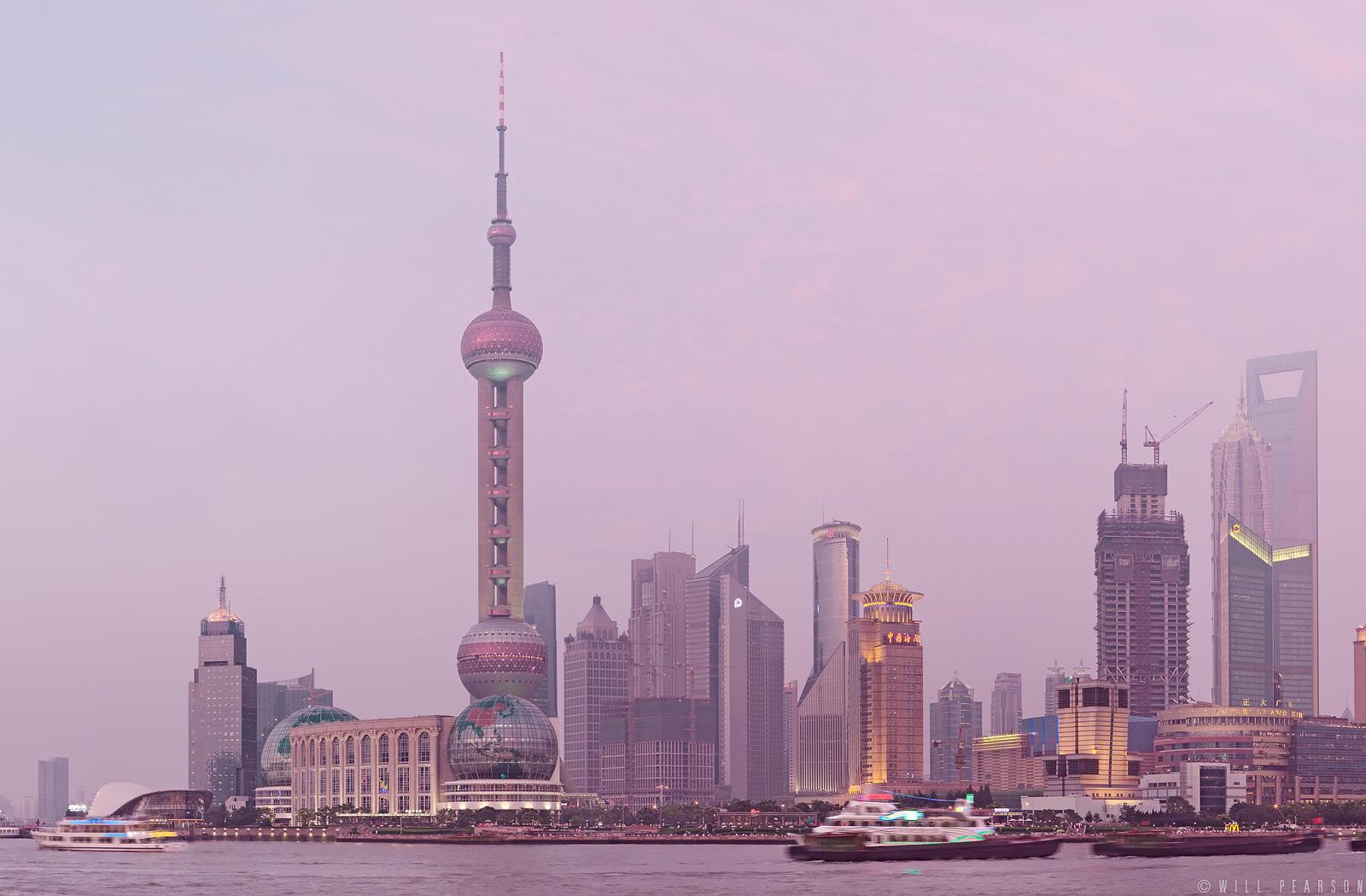The Bund, Shanghai, China, Hi-Resolution Cityscape Photography