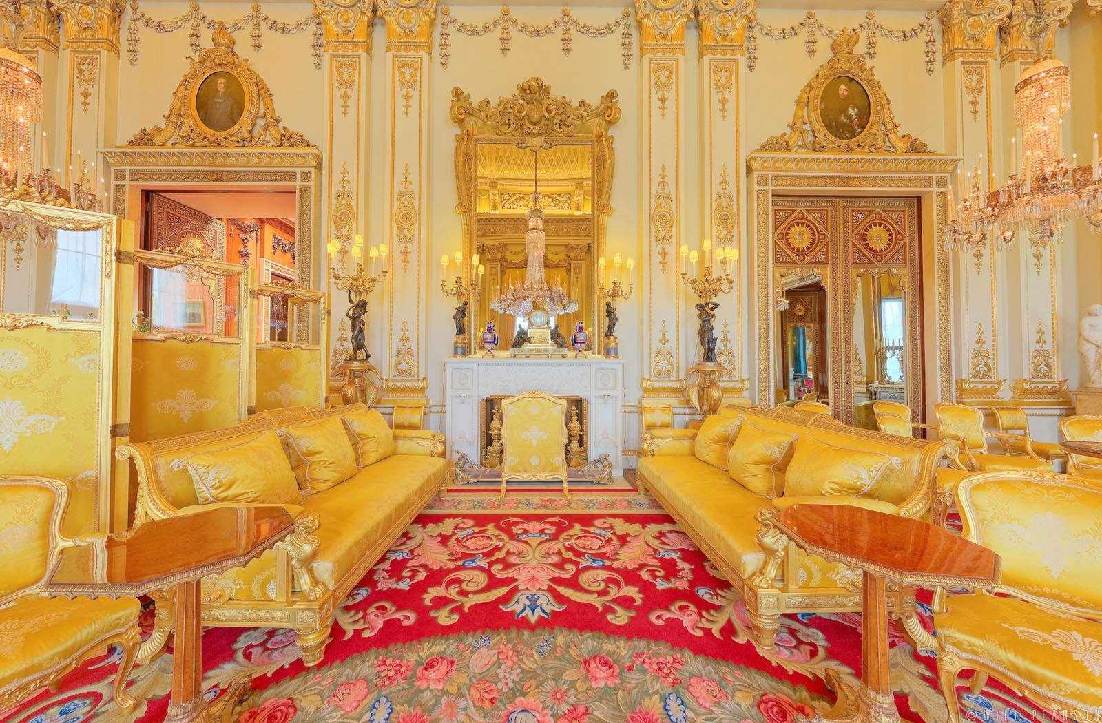 New Royal Palace Virtual Tours Will Pearson Panoramic
