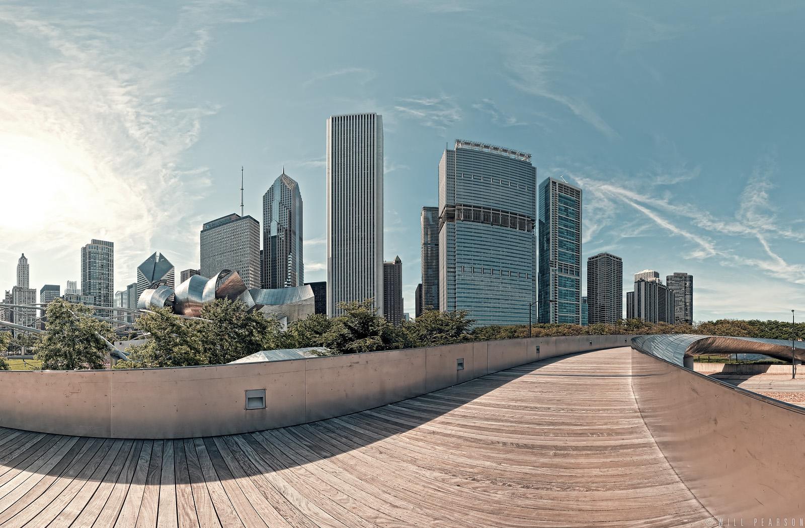 chicago backlight bridge - photo #40