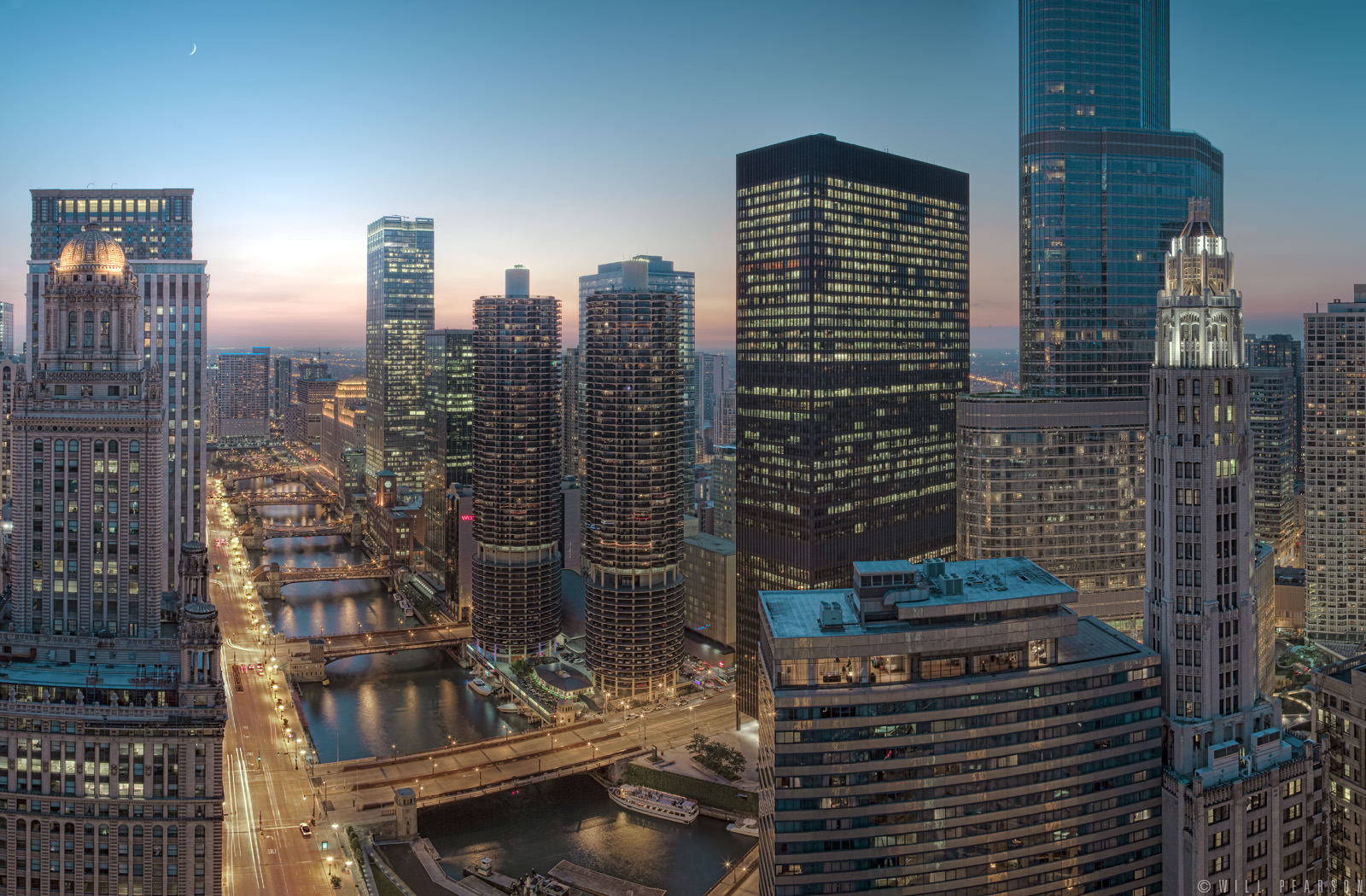 East Wacker Drive Chicago