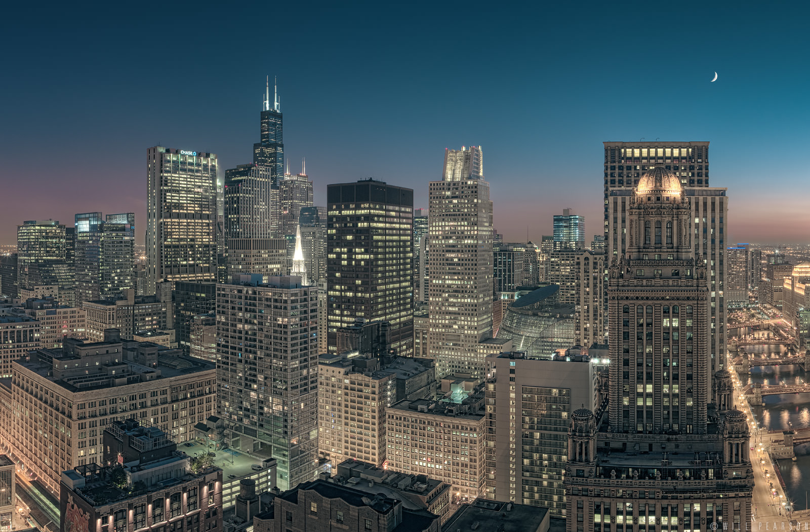 Online Private View: Chicago Cityscapes