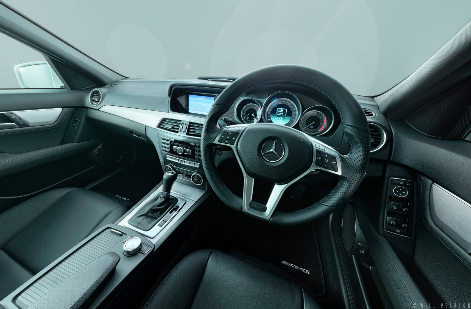 360 car interior panorama will pearson panoramic photographer london