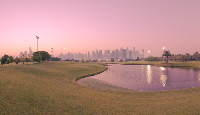 The Montgomerie Golf Club Dubai