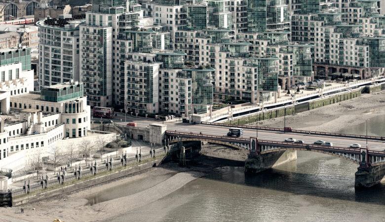 Vauxhall Bridge View