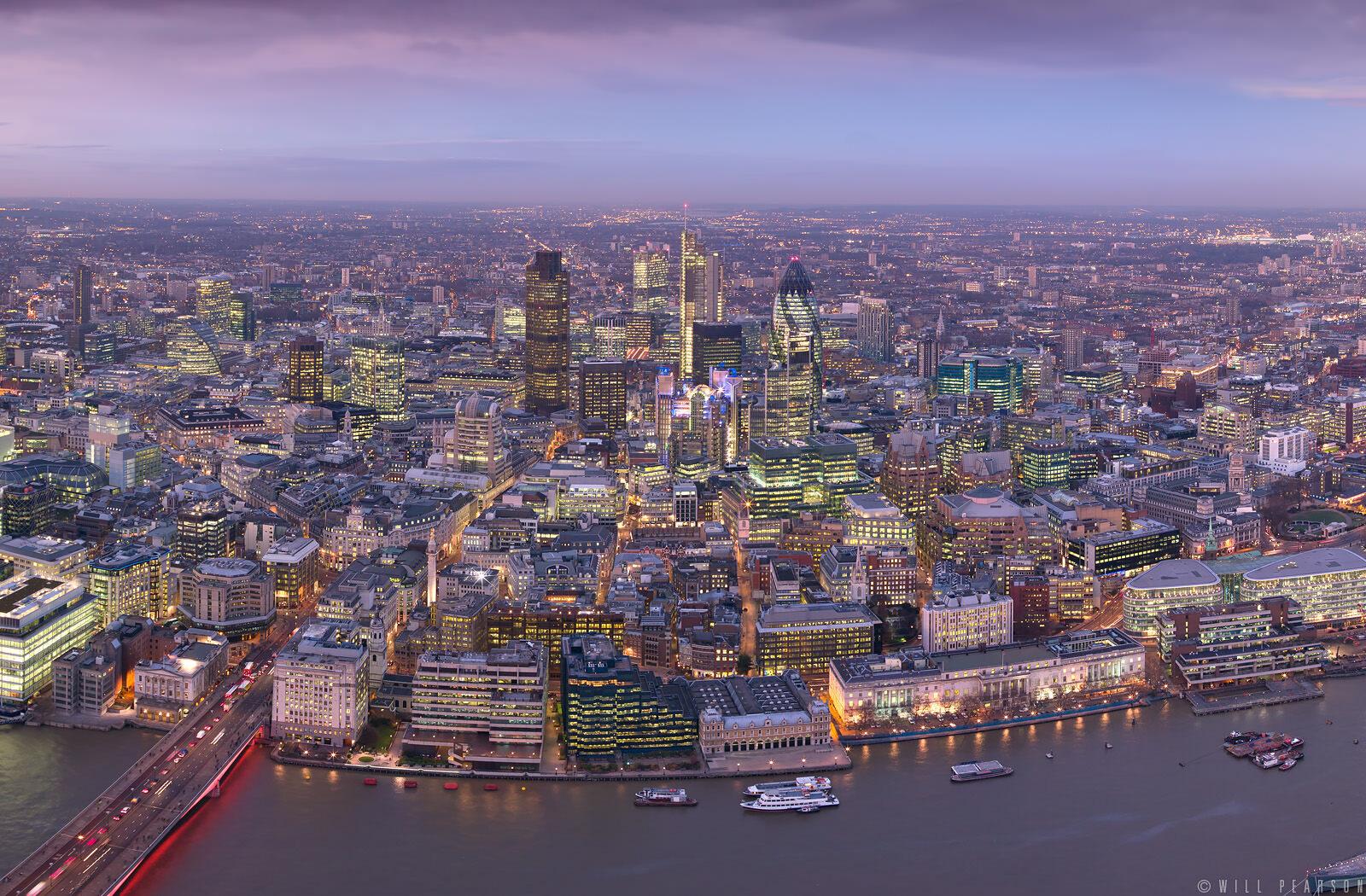 Shard London Bridge Summit