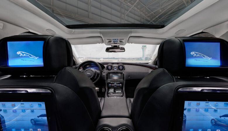 New Jaguar XJ Ultimate Car 360