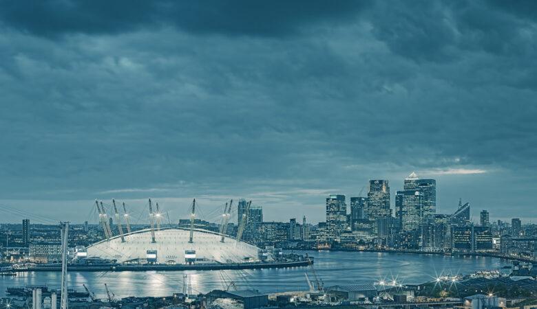Greenwich View Twilight