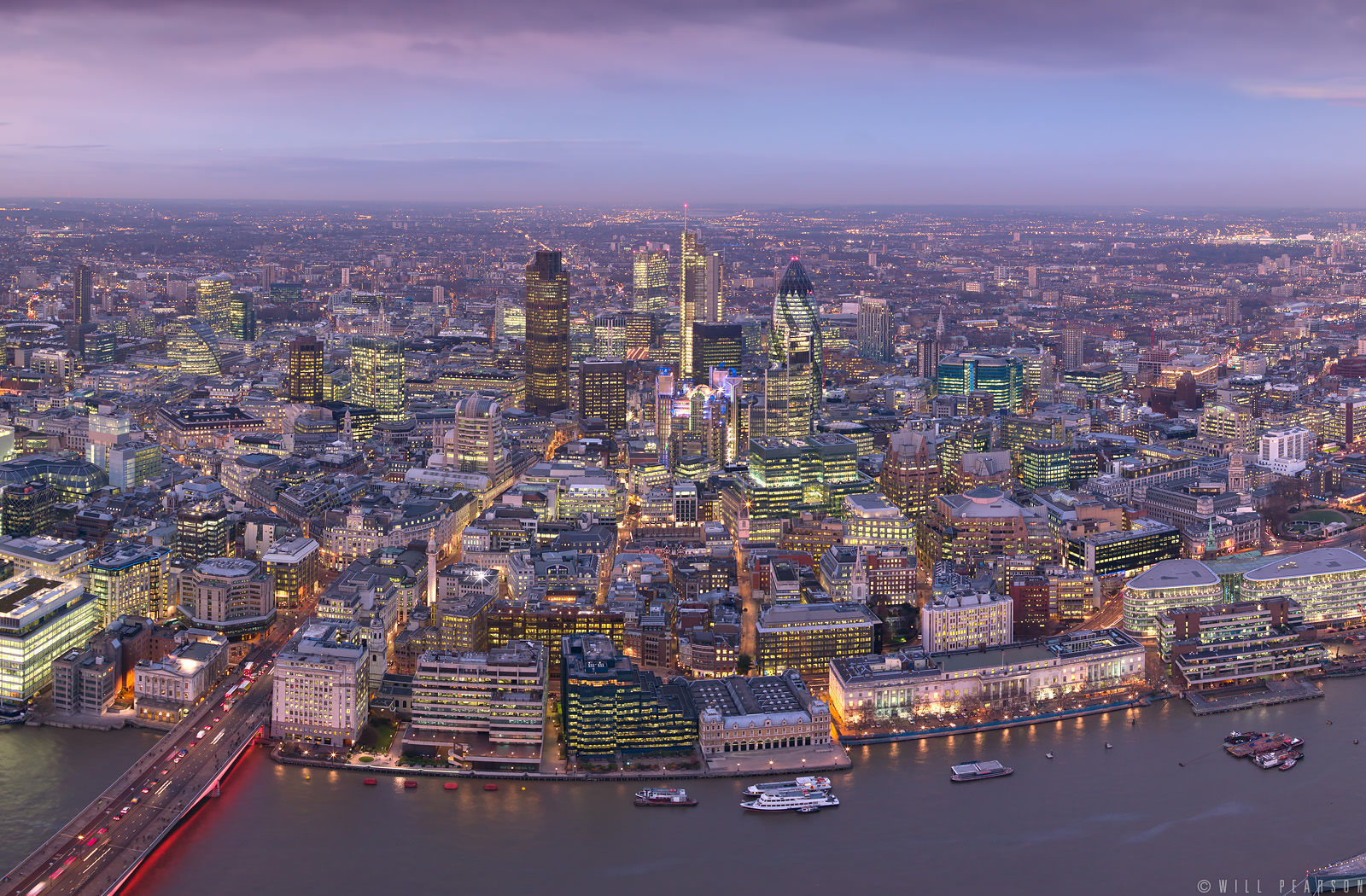 Deep Zoom View From The Shard – Guardian Interactive Feature