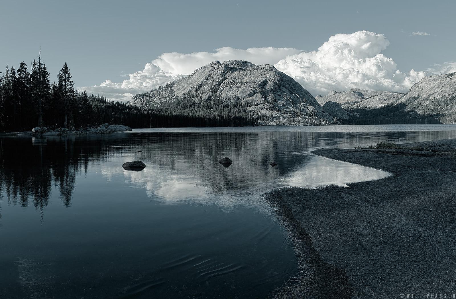 Tenaya Lake: California