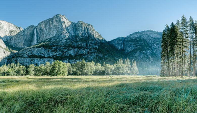 Yosemite Landscape Photography | Cooks Meadow, Yosemite