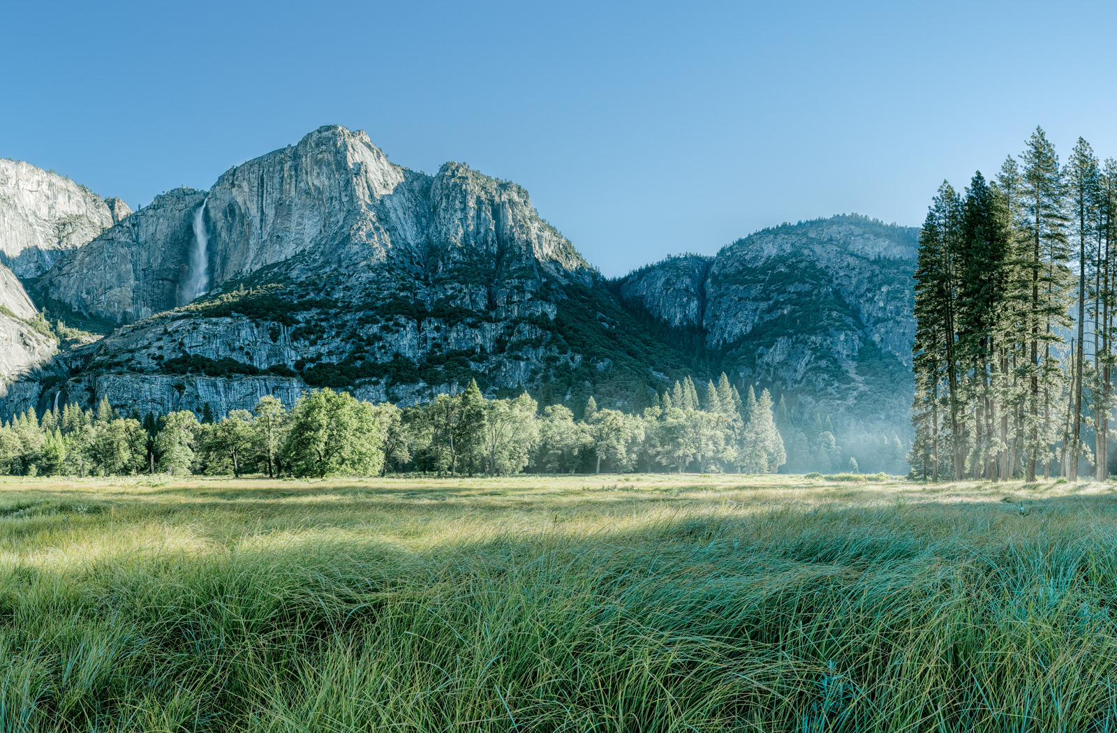 Yosemite Landscape Photography: Cook's Meadow