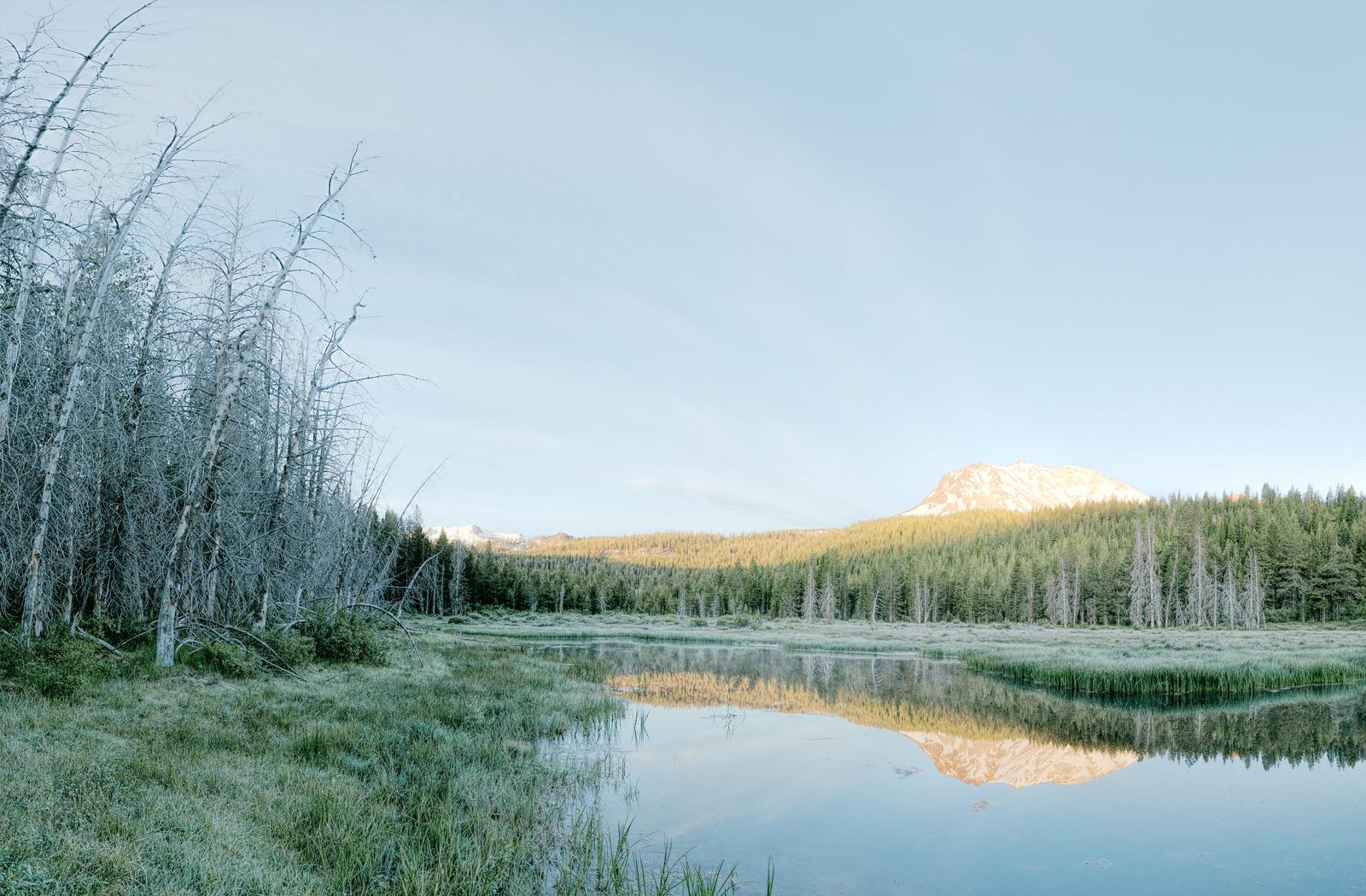 California 360: Lassen Volcanic National Park