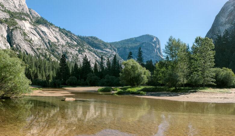 Merced River, Yosemite National Park 360