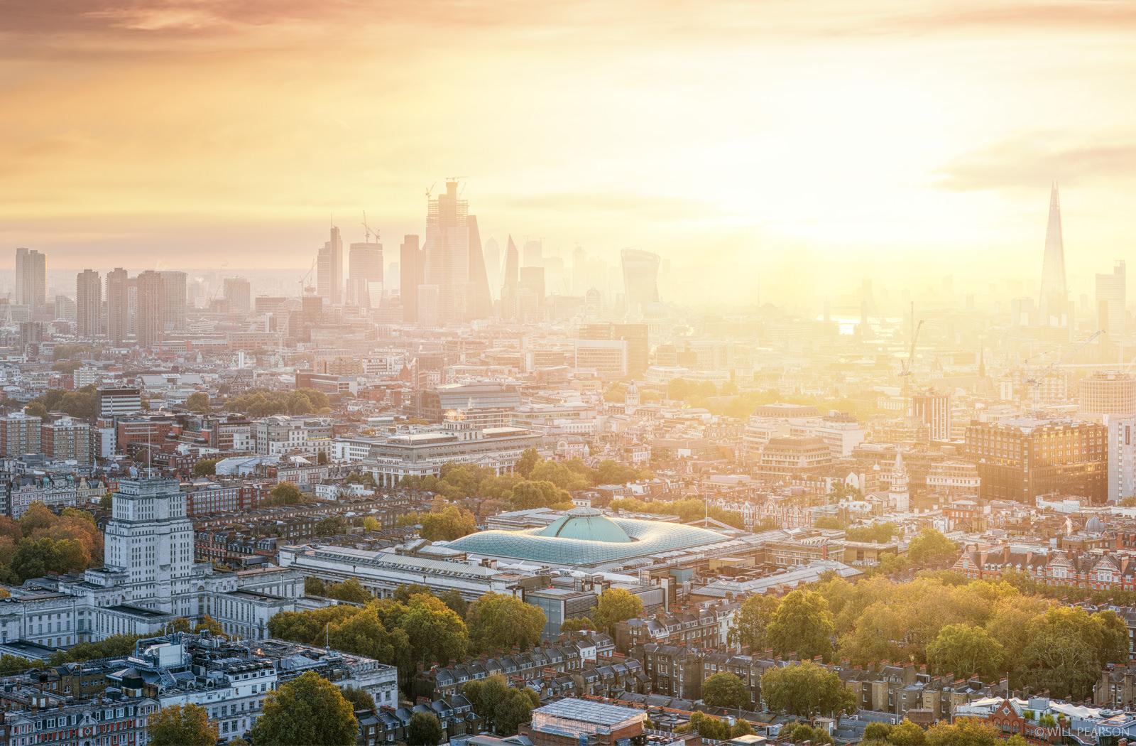 London Begins