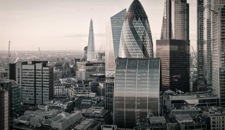 The City Awaits - City of London Photography Gigapixel by Will Pearson