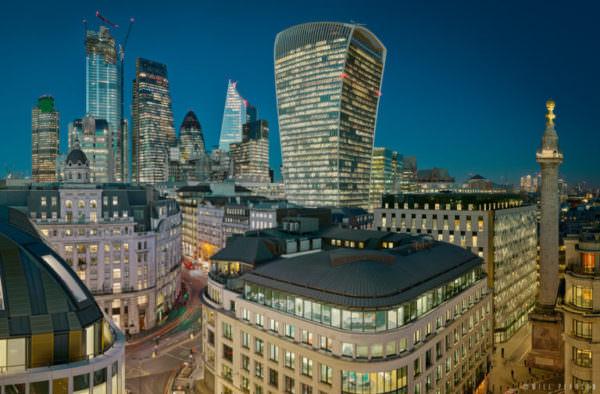 City Of London Panoramic Photos Gigapixels And 360 Panoramas